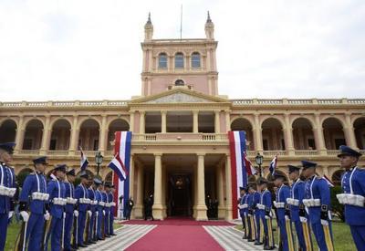 Presidente recibirá a su homólogo de Panamá en Palacio de Gobierno