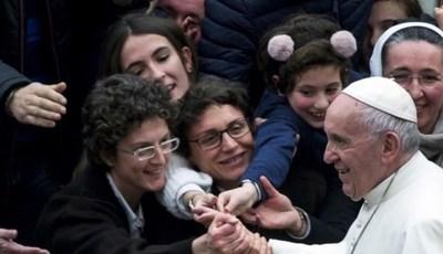El Papa pide que lucha contra el hambre sea primordial y no solo un eslogan