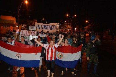 Concepcion: Urbieta asegura que manifestantes responden a interes de la prensa