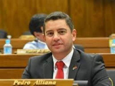 Presidente de la ANR Pedro Alliana podría participar de sesiones en marzo