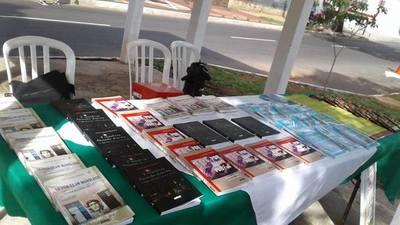 Invitan a la feria de libros en el CIT