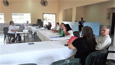 Buscan mejorar estrategias de cobertura sanitaria en Mariscal Estigarribia