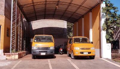 Entregarán nueva ambulancia al Cuerpo de Bomberos Voluntarios de Santa Rosa