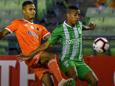 Atlético Nacional, a un paso de la clasificación