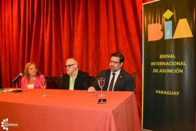 En marcha preparativos para la Bienal Internacional de Asunción 2019