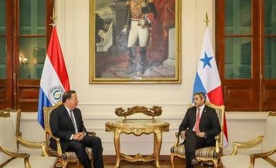 HOY / Abdo y Varela destacan posición estratégica de países para los negocios