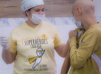 En el Hospital Acosta Ñu homenajearán a pacientes con cáncer