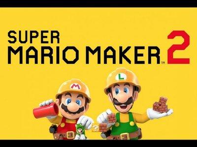 Nintendo anuncia Super Mario Maker 2 y retorno de Link's Awakening de Zelda