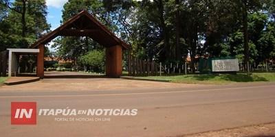 TRATARON DE ROBAR CAJA FUERTE DEL SANATORIO ADVENTISTA DE HOHENAU