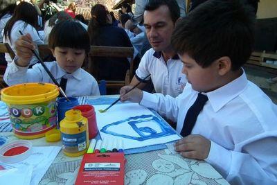 MEC entregó cerca del 90% de kits escolares y se ilusiona en llegar a todas las escuelas