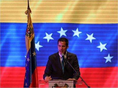 Guaidó recauda USD 100 millones en gesto de fortaleza internacional