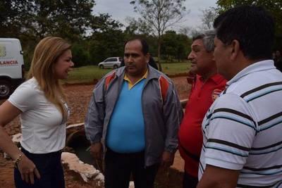"""Asisten a más de 500 personas en jornada de """"municipalidad en tu barrio"""" en CDE."""