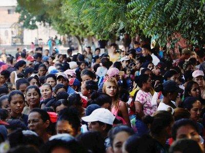 En Venezuela la gente tiene que robar para poder sobrevivir
