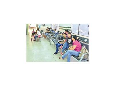 Antes de vuelta a clases niños copan Centro Odontológico IPS