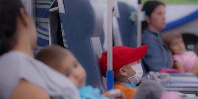 AL MENOS 450 NUEVOS CASOS DE CÁNCER INFANTIL AL AÑO EN PARAGUAY