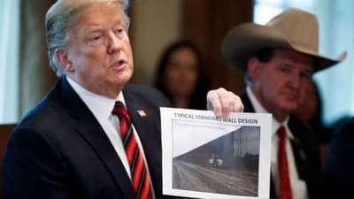 Donald Trump declarará emergencia nacional para poder construir el muro con México