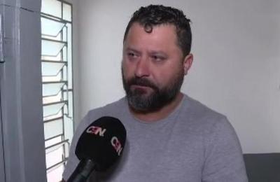 Brasilero detenido niega todas las acusaciones