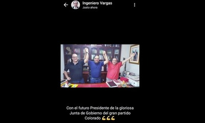 Ing. Vargas; ¿Activista u oportunista? – Prensa 5
