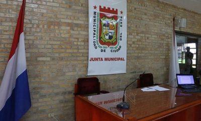 Concejales zacariistas presionan por cargos en la Comuna y no ingresan a sesión