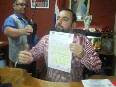 """Se deja sin efecto creación de la PMT """"paralela"""" en Coronel Oviedo"""
