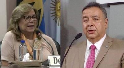 HOY / Hermana de Arrom, querellada por G. 850 millones: ministro de Inteligencia reafirma inocencia