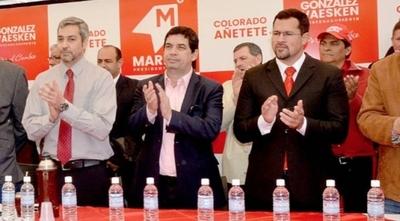 """HOY / Añetete: """"Ulises Quintana es el  mejor candidato"""", dicen, pero  revelan por qué no lo impulsan"""