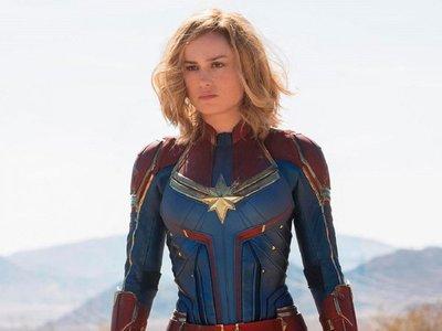 Brie Larson debuta como heroína en cinta dominada por mujeres