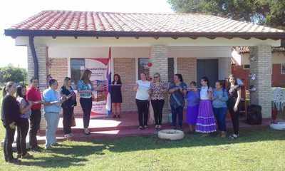 Inauguran nuevas Aulas en Paraguari