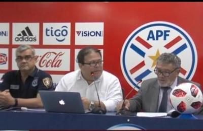 Listos los detalles técnicos para el Clásico del fútbol paraguayo