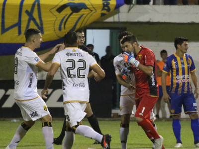 Guaraní se recupera con victoria sobre Sportivo Luqueño