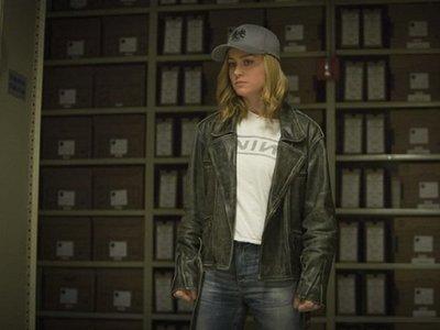 Capitana Marvel tiene nuevo adelanto a la espera de su gran estreno