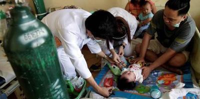 Filipinas: Brote de sarampión por la desconfianza en las vacunas