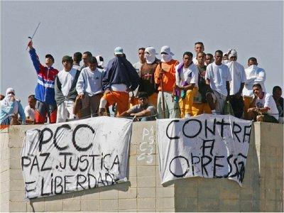 Brasil aprieta el cerco al PCC, el grupo criminal más fuerte del país