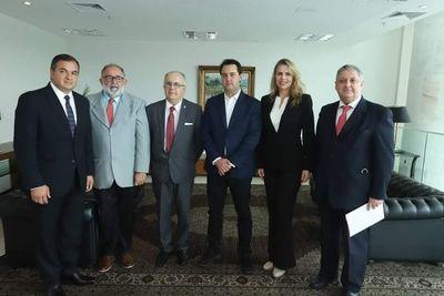 Buscan fortalecer comercio con el Estado de Paraná