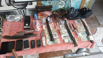 Detienen por tercera vez a una mujer por vender drogas