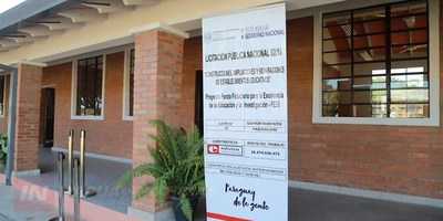 HABILITAN 206 ESCUELAS RENOVADAS EN DIFERENTES PUNTOS DEL PAÍS