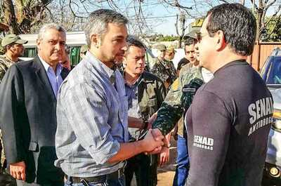 Paraguay destaca golpes al narcotráfico en primer semestre de Abdo Benítez
