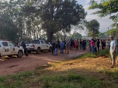 Enfrentamiento por tierras deja heridos en Curuguaty