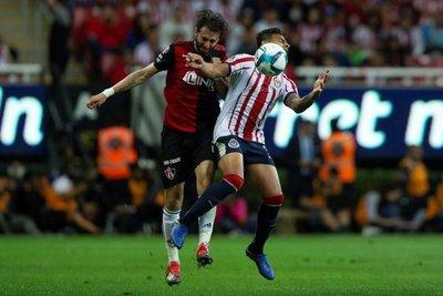 """Goleada de las Chivas del """"Pepe"""""""
