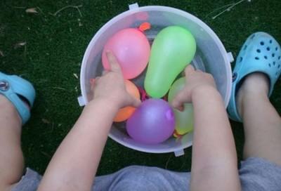 """Habilitan """"guerra"""" de globos de agua por carnaval"""