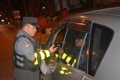 Caminera retuvo a 343 conductores ebrios