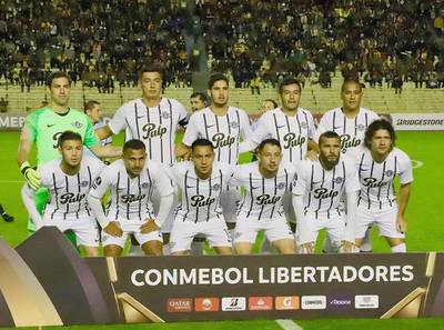 El Guma se mide ante el Atlético Nacional