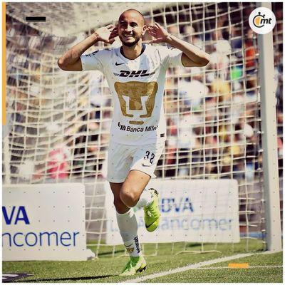 González le dio el triunfo al Pumas