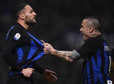 El Inter gana y se aleja del Milan