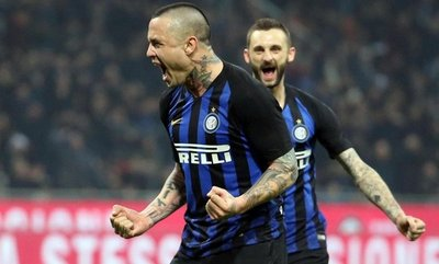 Sin Icardi, ganó el Inter