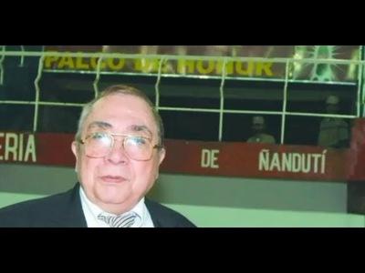 Fallece reconocido comentarista deportivo, Julio Del Puerto