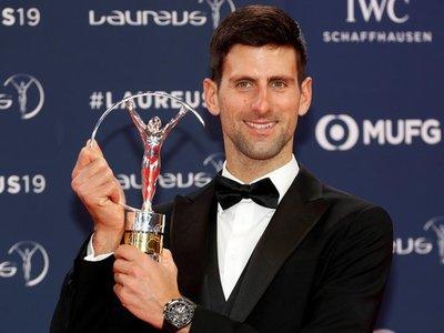 """Djokovic: """"Mi objetivo ahora es encontrar un equilibrio mental"""""""