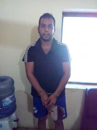 Policia detiene a joven por supuesta amenaza