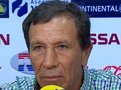 El análisis de Hugo Caballero, técnico de Nacional