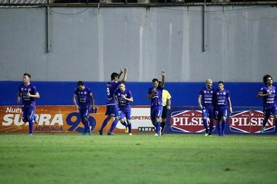Sol logra vencer a Nacional en los últimos minutos